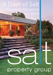 A Dash of Salt | April – June 2016