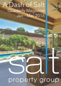 A Dash of Salt | January – March 2016