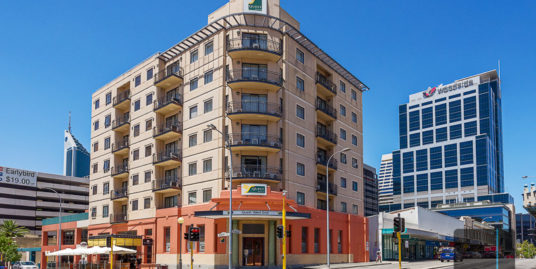 207/451 Murray St, PERTH, WA 6000