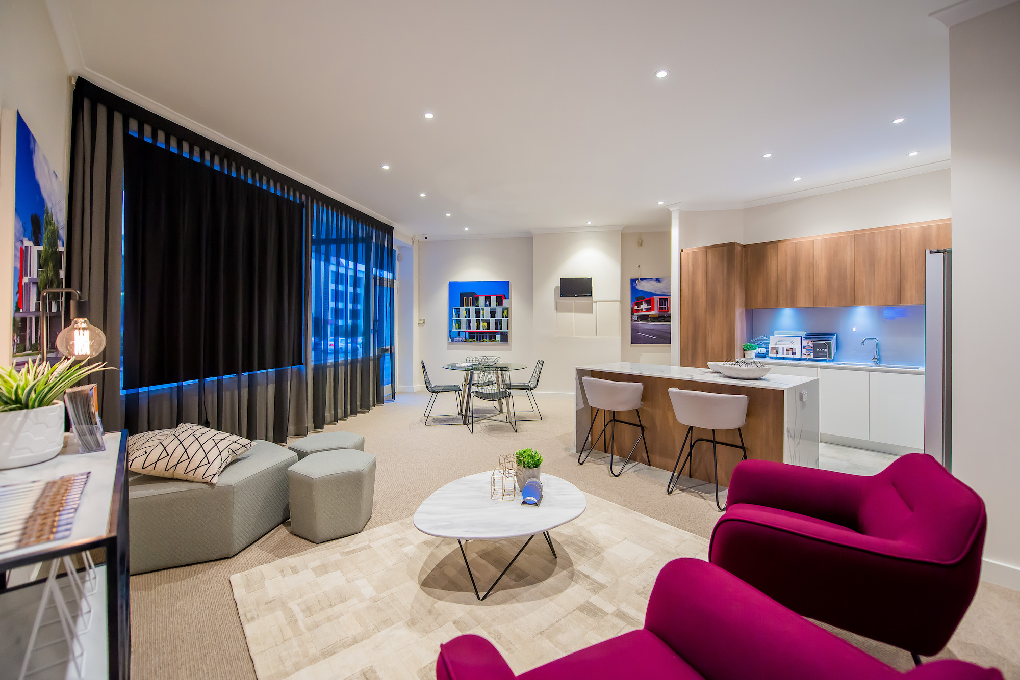 PERTH'S FIRST APARTMENT BUYERS GALLERY
