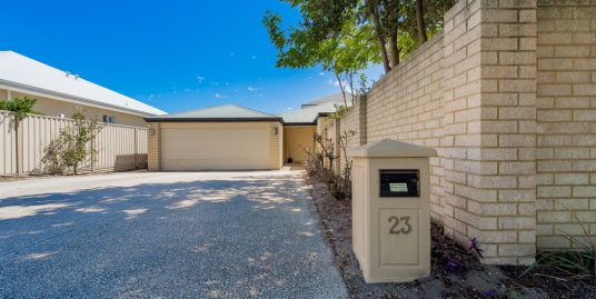 23 Rome Road, MELVILLE, WA 6156