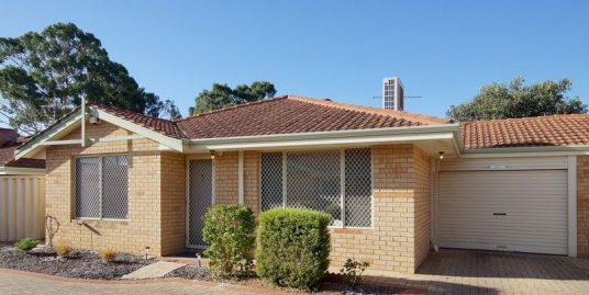 3/154 Walpole Street, BENTLEY, WA 6102