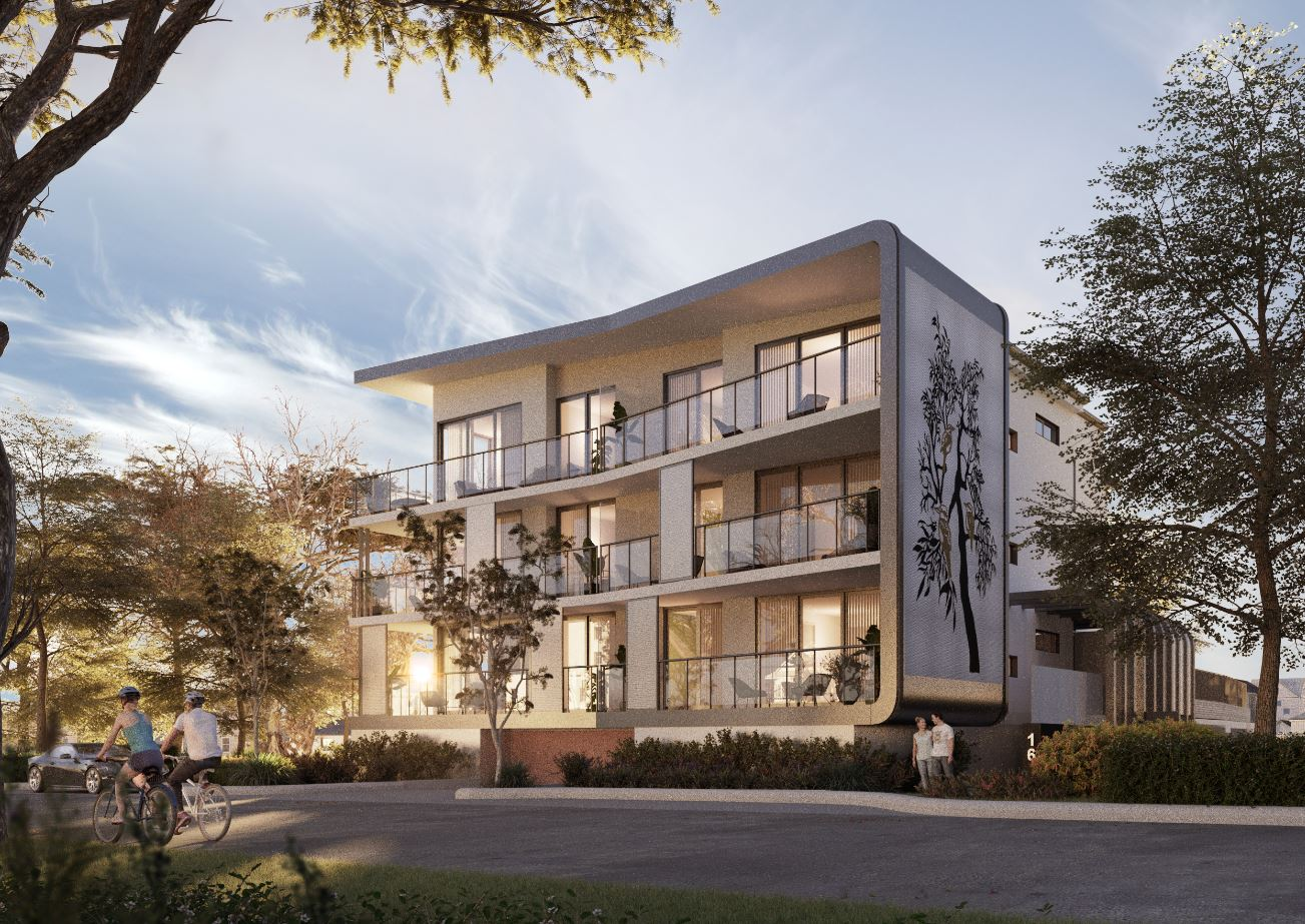Colleran Apartments, Booragoon