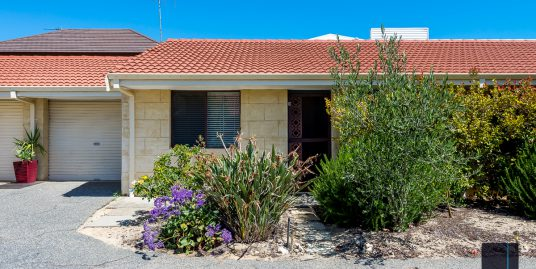 8/46 Alexandra Road, EAST FREMANTLE, WA 6158
